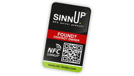 NFC-Finder Sticker standard